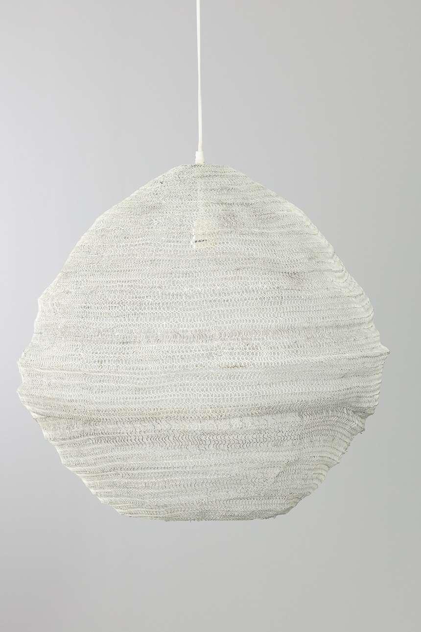 Dekoria Lampa wisząca Morina 60cm white