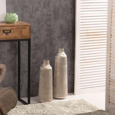 Vase Shilly Silver 41 cm