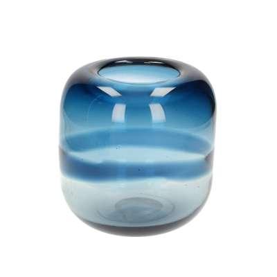 Leuchter Marino Blue I 16 cm Leuchter und Teelichthalter - Dekoria.de