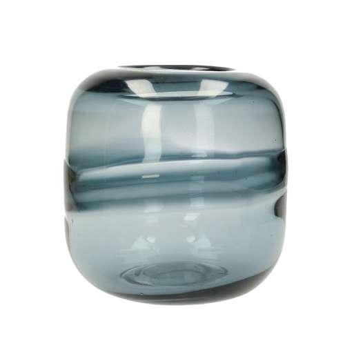 Świecznik Marino Blue II 16 cm