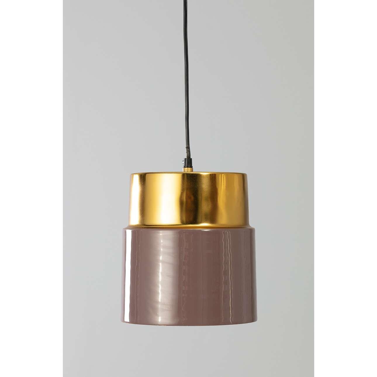 Závěsná lampa  Danica průměr 20cm