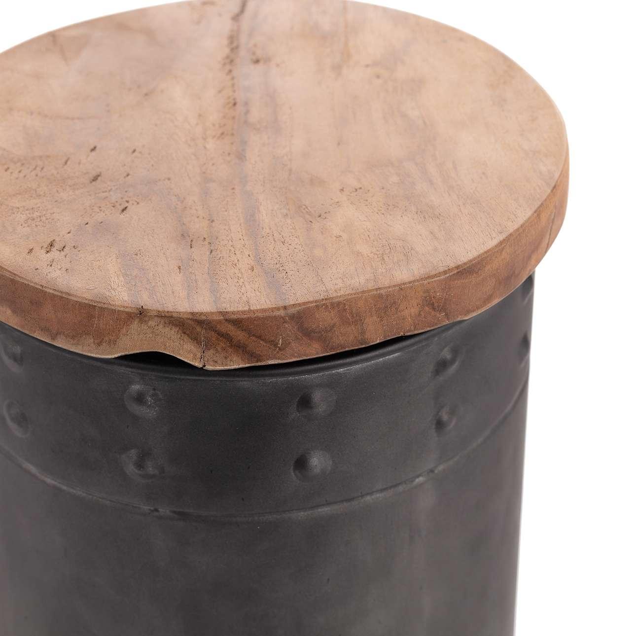 Beistelltisch Drum 40 cm