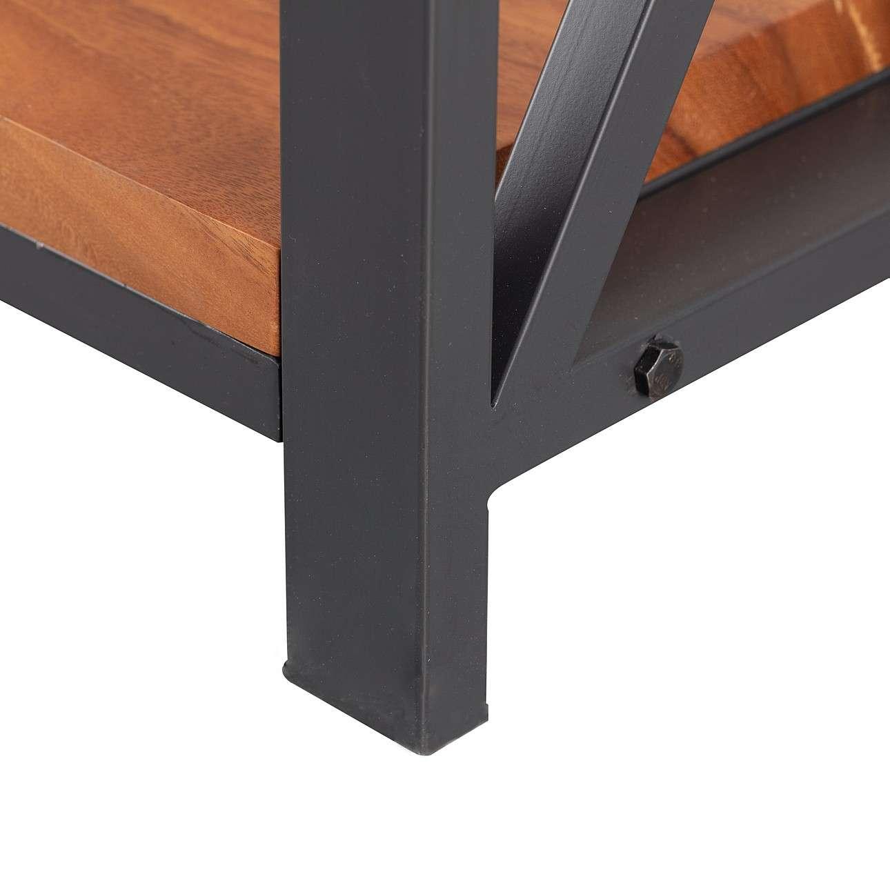 Konsole Loft  120,5 x 40,5 x 81 cm