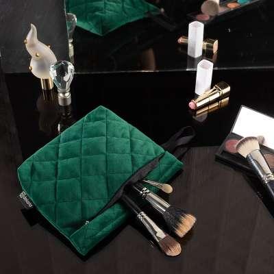 Kosmetyczka - etui Velvet w kolekcji Velvet, tkanina: 704-13