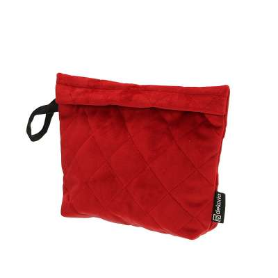 Kulturtasche honey 704-15 rot Kollektion Velvet