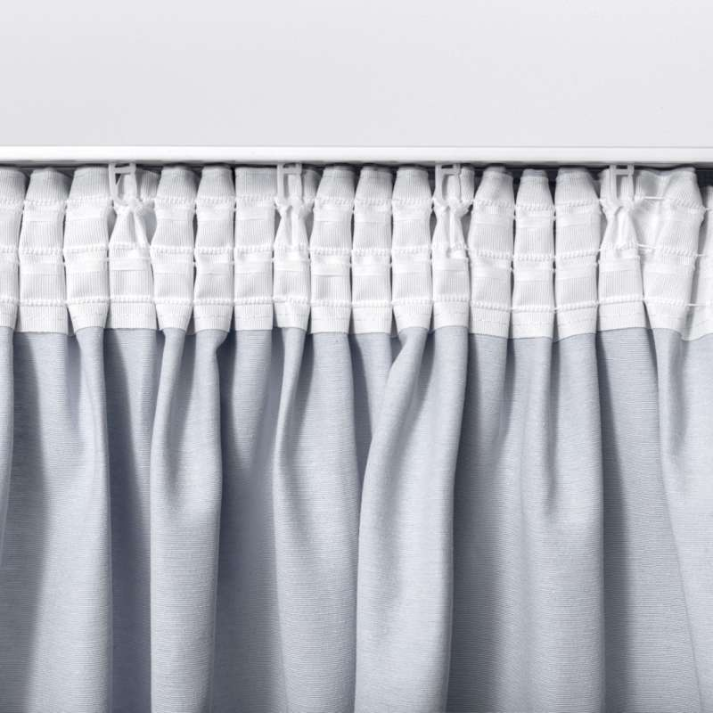 Záves zatemňujúci na riasiacej páske V kolekcii Blackout - zatemňujúca, tkanina: 269-99