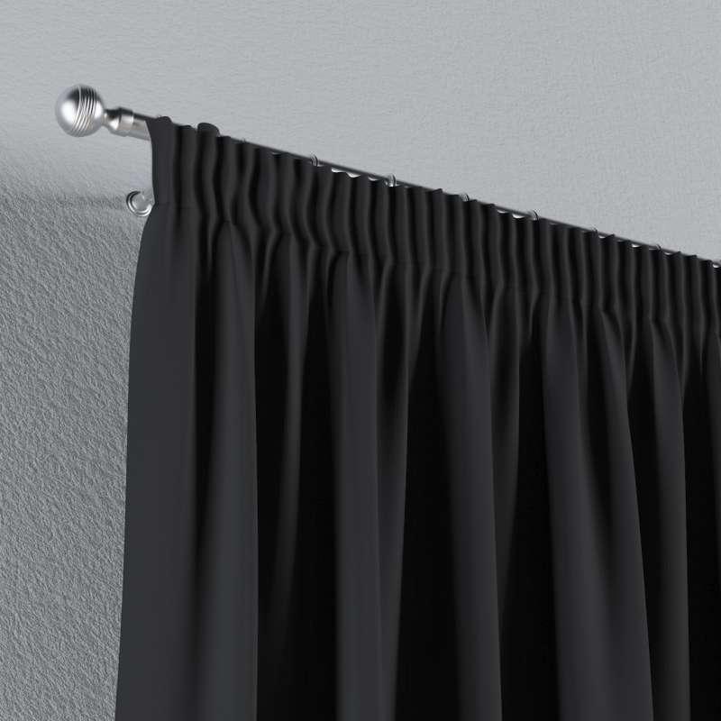 Lystet gardin med rynkebånd 1 stk. fra kolleksjonen Blackout (mørklegging), Stoffets bredde: 269-99