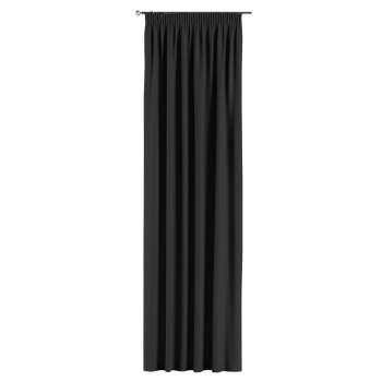 Závěs zatemňující na řasící pásce 140x260 cm v kolekci Blackout, látka: 269-99