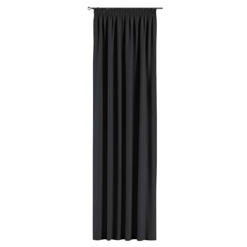 Verdunklungsvorhang mit Kräuselband von der Kollektion Blackout (verdunkelnd), Stoff: 269-99