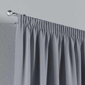 Gardin mørklægning med rynkebånd 140x260 cm fra kollektionen Blackout (mørklægning), Stof: 269-96