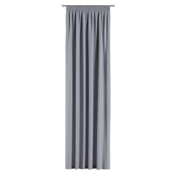 Gardin mørklægning med rynkebånd 140x260 cm fra kollektionen Blackout mørklægning, Stof: 269-96
