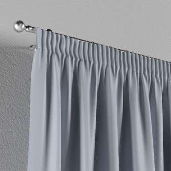 Zasłona zaciemniająca na taśmie 1 szt. 1szt 140x260 cm w kolekcji Blackout - zaciemniające, tkanina: 269-62