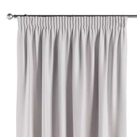 Blackout pencil pleat curtain