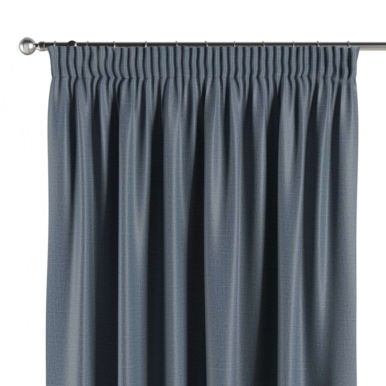 Blackout Pencil Pleat Curtains 140 X 260 Cm Approx 55 102 Inch