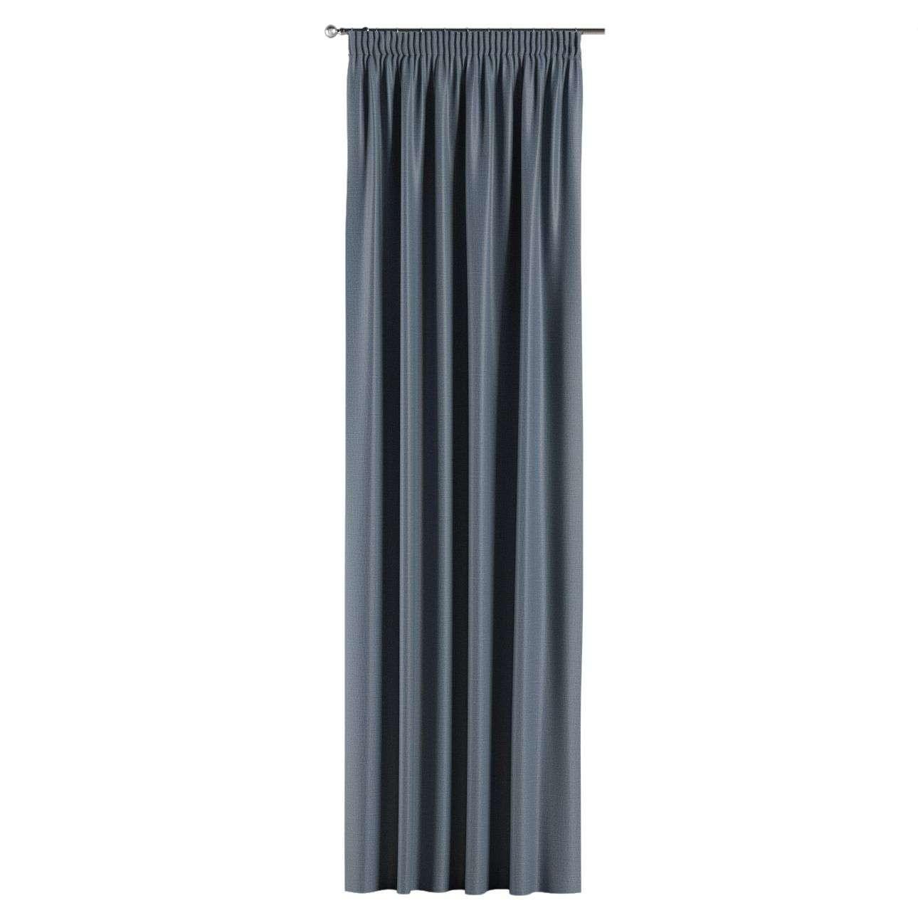 Záves zatemňujúci na riasiacej páske V kolekcii Blackout - zatemňujúca, tkanina: 269-67