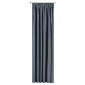 Závěs zatemňující na řasící pásce 140x260 cm v kolekci Blackout, látka: 269-67