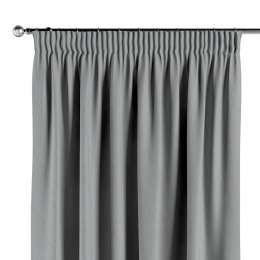 Blackout pencil pleat curtain