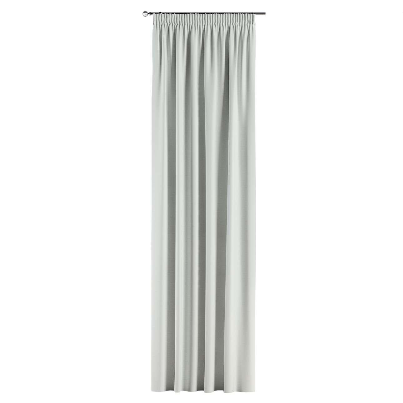 Záves zatemňujúci na riasiacej páske V kolekcii Blackout 280 cm, tkanina: 269-10
