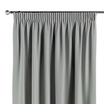 Blackout pencil pleat curtain 269-13 grey Collection Blackout 280