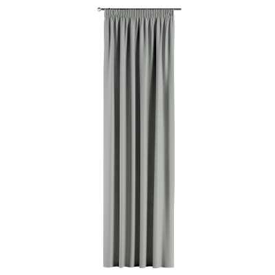 Záves zatemňujúci na riasiacej páske V kolekcii Blackout 280 cm, tkanina: 269-13