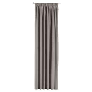 Mörkläggande gardin med rynkband 1 längd 140x260 cm i kollektionen Blackout (mörkläggande), Tyg: 269-81