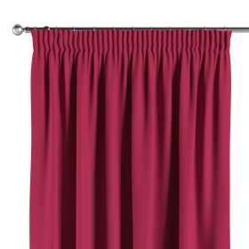 Mörkläggande gardin med rynkband 1 längd