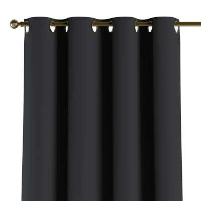 Zasłona zaciemniająca na kółkach 1 szt. 269-99 czarny Kolekcja Blackout - zaciemniające