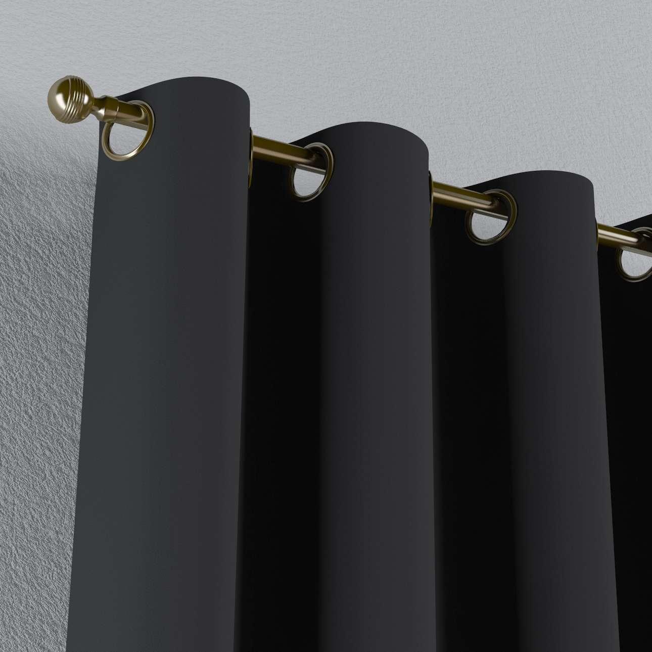 Gardin lystet med maljer 1 stk. fra kolleksjonen Blackout (mørklegging), Stoffets bredde: 269-99