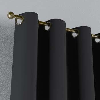 Závěs zatemňující na kroužcích  140x260 cm v kolekci Blackout, látka: 269-99