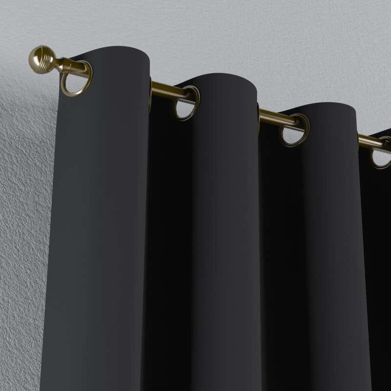 Lystet gardin med maljer 1 stk. fra kolleksjonen Blackout (mørklegging), Stoffets bredde: 269-99