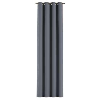 Zasłona zaciemniająca na kółkach 1 szt. 1szt 140x260 cm w kolekcji Blackout - zaciemniające, tkanina: 269-76