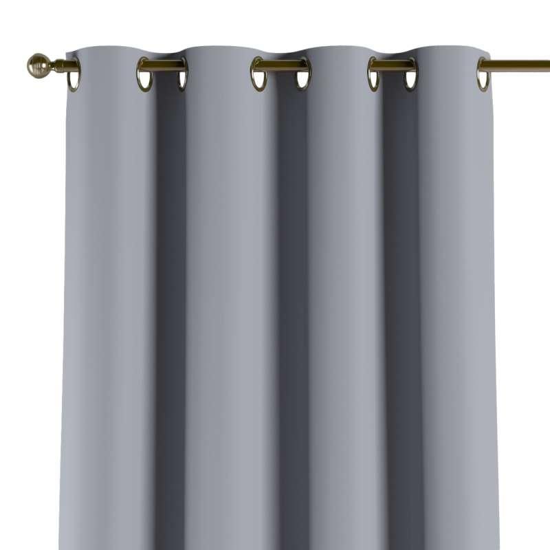Verdunklungsvorhang mit Ösen von der Kollektion Blackout (verdunkelnd), Stoff: 269-96