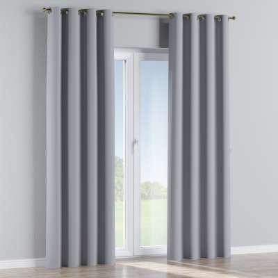 Blackout eyelet curtain 269-96 light grey Collection Blackout