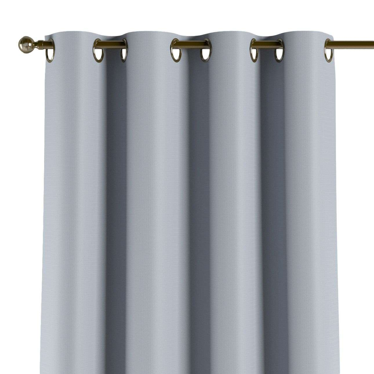 Lystet gardin med maljer 1 stk. fra kolleksjonen Blackout (mørklegging), Stoffets bredde: 269-62