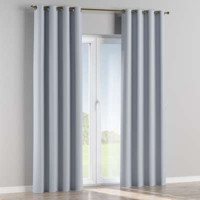 Blackout eyelet curtain 269-62 duck egg Collection Blackout