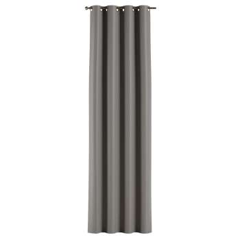 Závěs zatemňující na kroužcích  140x260 cm v kolekci Blackout, látka: 269-63