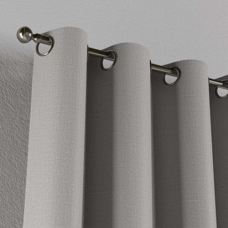 Blackout eyelet curtain in collection Blackout, fabric: 269-64