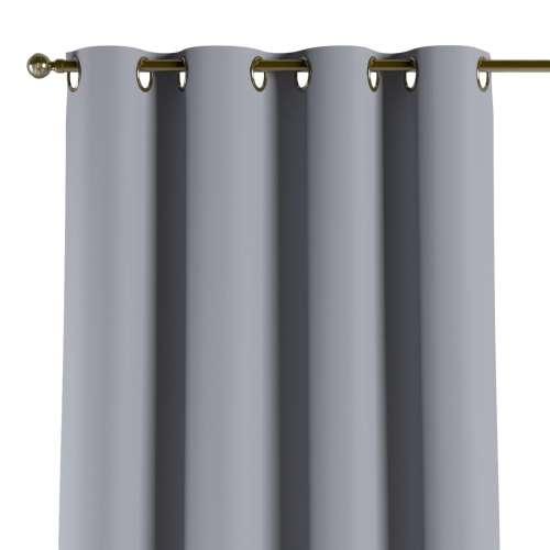 Blackout eyelet curtains