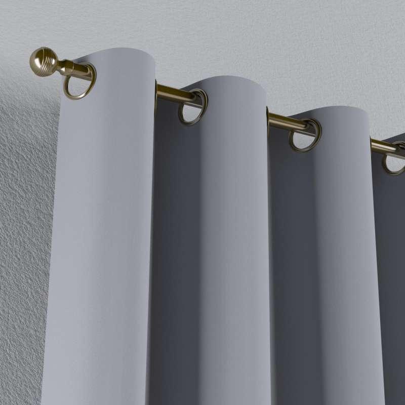 Temdančios Blackout žiedinės užuolaidos 1vnt. kolekcijoje Royal Blackout, audinys: 269-96