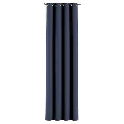 Zasłona zaciemniająca na kółkach 1 szt. w kolekcji Blackout - zaciemniające, tkanina: 269-16