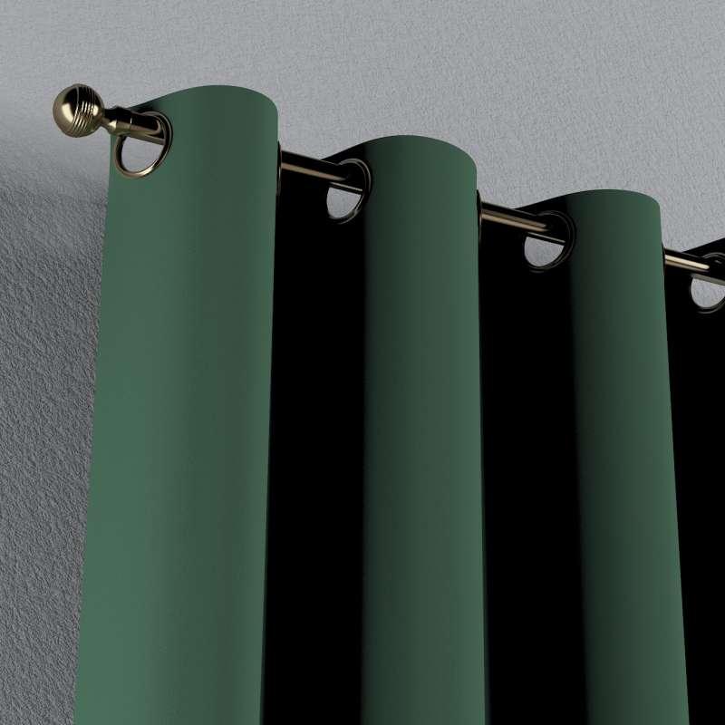 Lystet gardin med maljer 1 stk. fra kolleksjonen Blackout (mørklegging), Stoffets bredde: 269-18