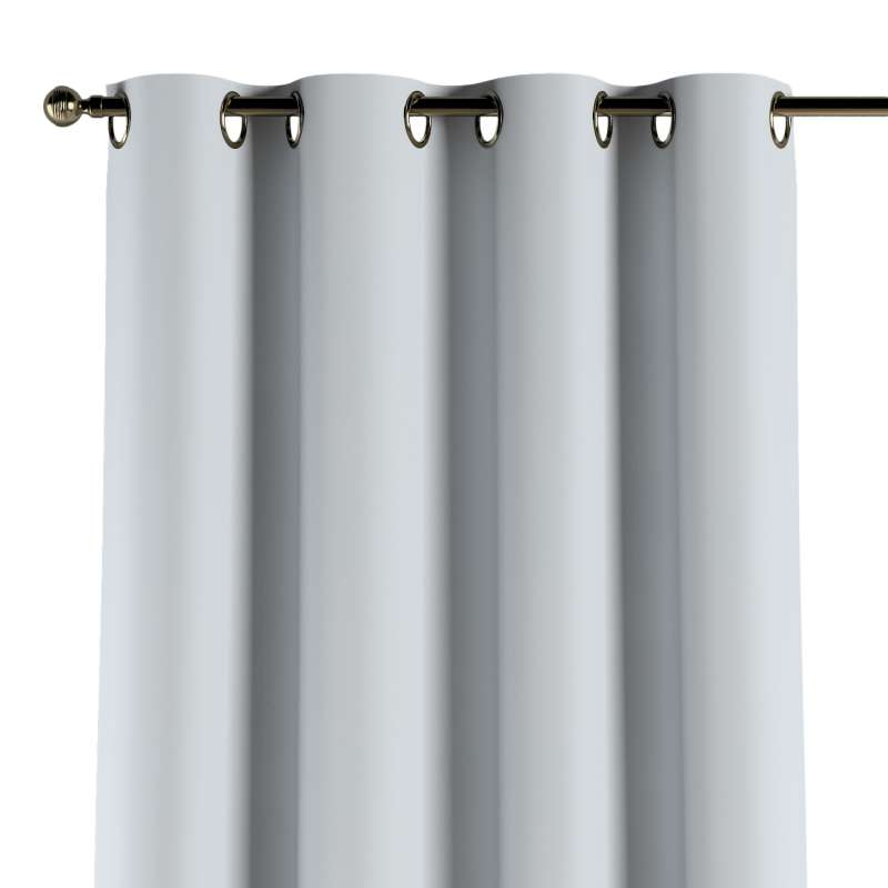 Verdunklungsvorhang mit Ösen von der Kollektion Blackout 280 cm, Stoff: 269-05