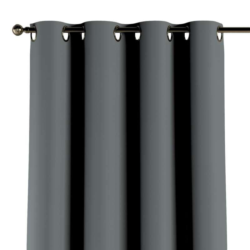 Záves zatemňujúci s kolieskami V kolekcii Blackout 280 cm, tkanina: 269-07