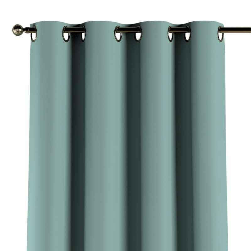 Záves zatemňujúci s kolieskami V kolekcii Blackout 280 cm, tkanina: 269-09