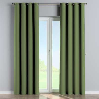 Blackout eyelet curtain 269-15 green Collection Blackout 280
