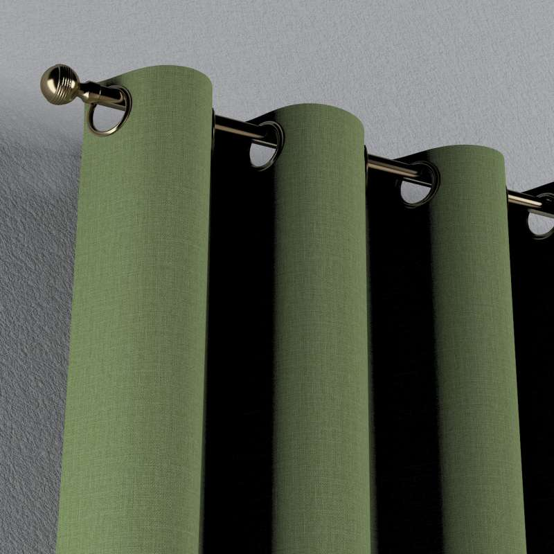Blackout eyelet curtain in collection Blackout 280 cm, fabric: 269-15