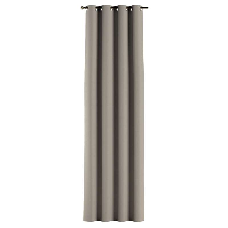 Blackout eyelet curtain in collection Blackout 280 cm, fabric: 269-11