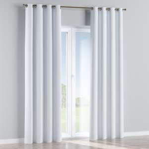 Mörkläggande gardin med öljetter 1 längd 140x260 cm i kollektionen Blackout (mörkläggande), Tyg: 269-01