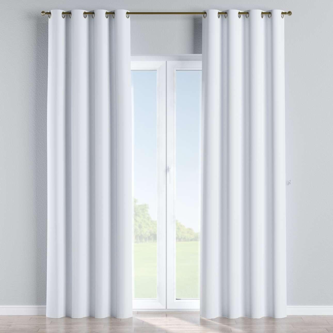 verdunklungsvorhang mit sen grau weiss dekoria. Black Bedroom Furniture Sets. Home Design Ideas