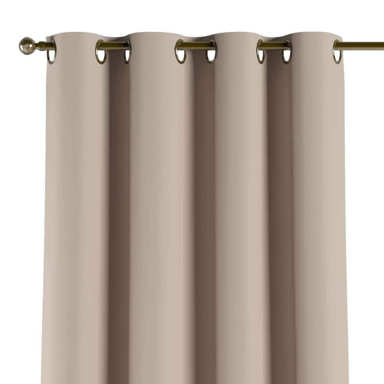 Blackout Eyelet Curtains 140 X 260 Cm Approx 55 102 Inch In